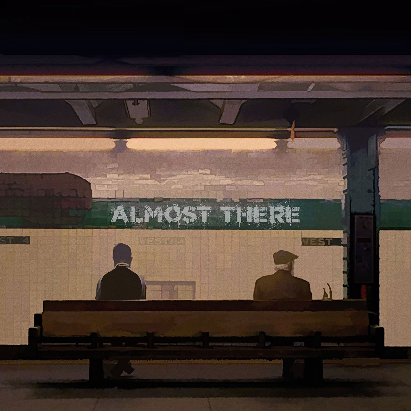 Almost There by Matt Artz