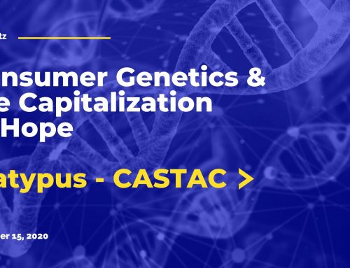 Consumer Genetics and the Capitalization of Hope