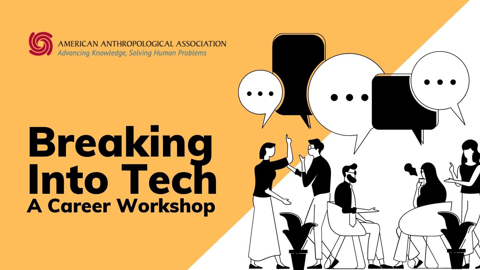 Breaking Into Tech - A Career Workshop by Matt Artz