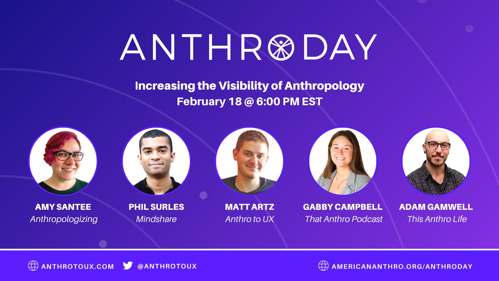 Increasing the Visibility of Anthropology