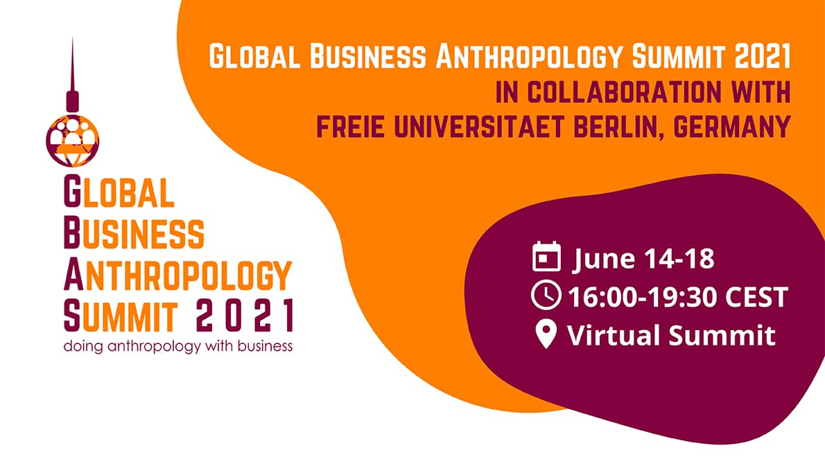 Global Business Anthropology Summit 2021
